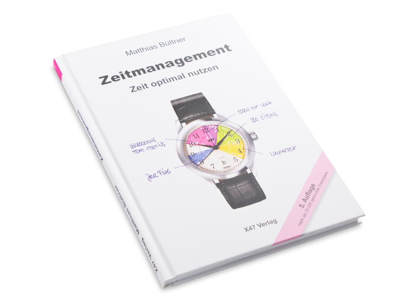 Zeitmanagement - Zeit optimal nutzen, Hardcover