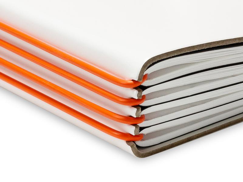 A5 ElastiX orange, 5er Pack