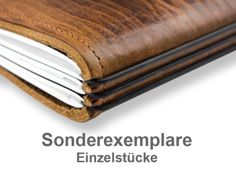 A6 Notizbuch - Sonderexemplare