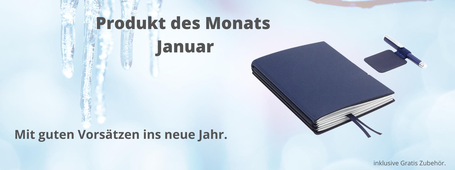 Produkt des Monats Januar