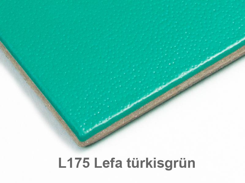 A7 1er Adressbuch Lefa türkisgrün