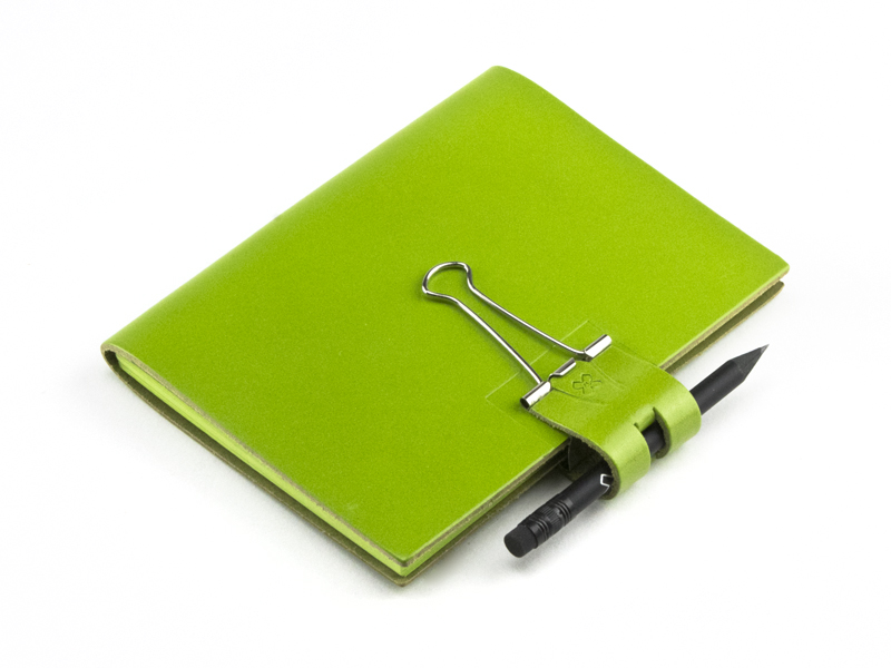 A6 Mind-Papers Lefa, grün