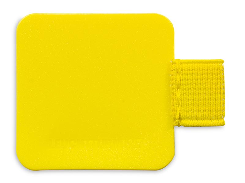 Selbstklebende Stift-Schlaufe / Pen Loop gelb