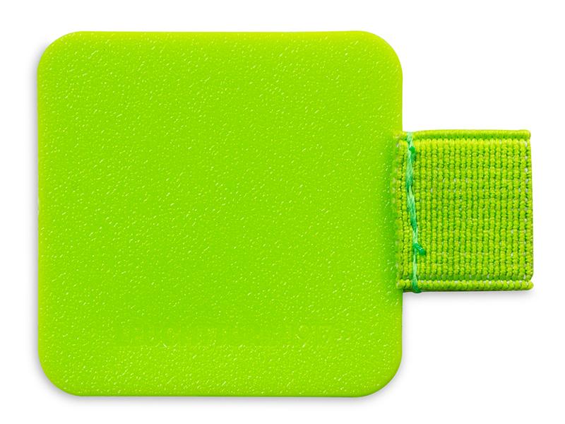 Selbstklebende Stift-Schlaufe / Pen Loop limone