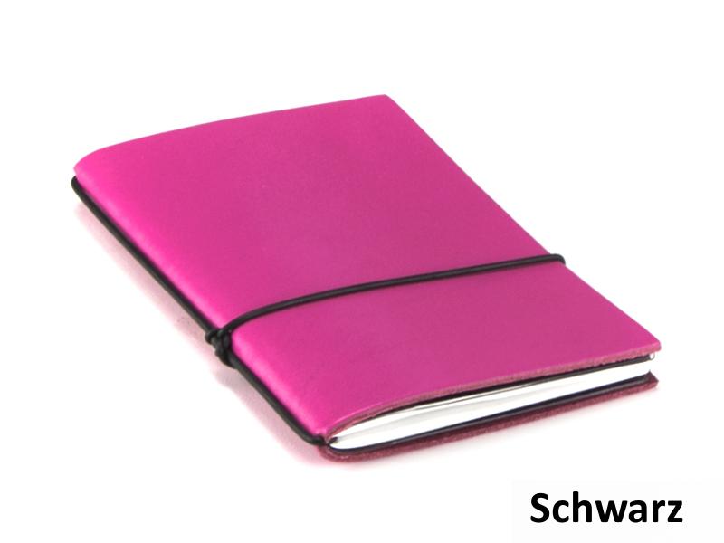 """A7 1er Leder glatt """"Pink-Edition"""""""