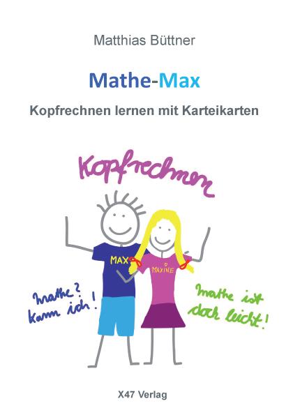 Mathe-Max - Kopfrechnen lernen mit Karteikarten