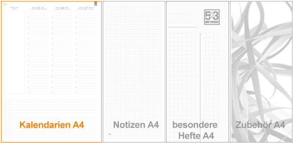 A4+ Kalendarien