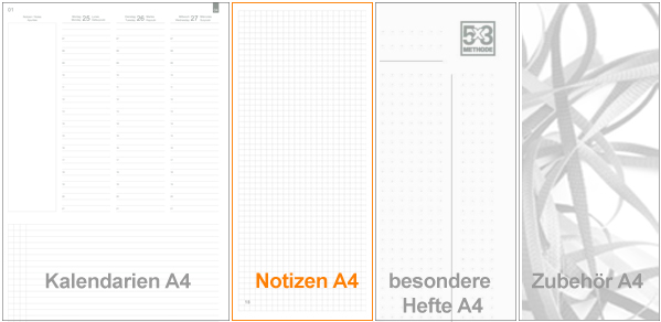 A4+ Notizen