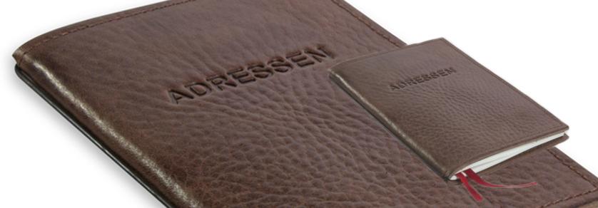 """""""ADRESSEN"""" mit ABC Register"""