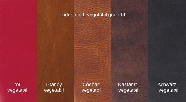 A4+ Konferenzmappe LeatherSkin (vegetabil gegerbt)